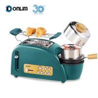 东菱(Donlim)DL-8009 多士炉烤面包片机家用多功能吐司机