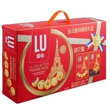 露怡(LU)曲奇饼干 礼盒装 708g