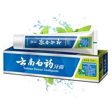 云南白药 牙膏 210g (薄荷清爽型)