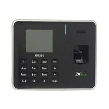 中控智慧(ZKTeco)GR200 刷卡机 2.4吋显示屏 指纹+密码 一年保修