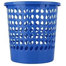 得力(deli)9556 多功能大号塑料网状垃圾桶