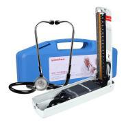 魚躍牌 水銀血壓計 汞柱量血壓儀器+聽診器套裝 A型