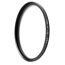 C&C MC UV镜 55mm 超薄双面多层镀膜无暗角 黑色