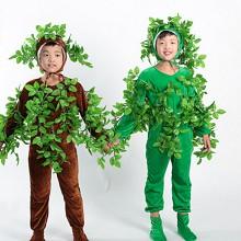 智薇慕雅 道具树藤 儿童话剧演出道具树170绿色