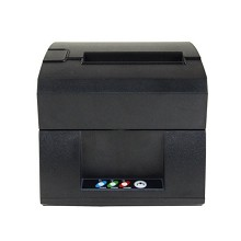 佳博(Gprinter)GP-L80160II 热敏80mm收银小票打印机 串+USB口/网 带切刀