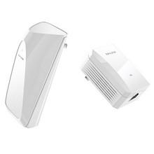 普聯(TP-LINK)TL-PA201&TL-PA201W 電力線Wi-Fi擴展套裝 電力貓 一年質保