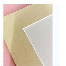 以琳 简易圆形卡纸相框 儿童画框 裱直径35CM的画+膜+胶  颜色可选