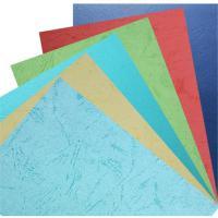 光达(GD)A4彩色皮纹纸卡纸120g 100页单色装 颜色随机