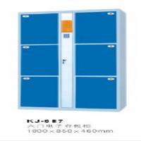 新科杰 KJ-087六门电子存包柜 柜类