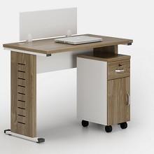 礼胜 -YB-18P5-M1-单人位办公桌职员桌 台/桌类