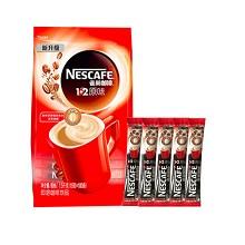 雀巢   速溶咖啡 1+2原味 15g*100条 1500g/袋