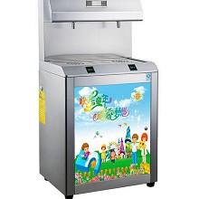 愉升 YS-RO400 YS-2QY饮水器 柜式商用直饮机 18L 二温开水 银色
