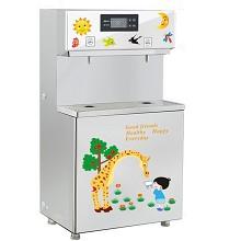 愉升 YS-RO400 YS-2QY(2019款)饮水器 柜式商用直饮机 18L 二温开水 银色