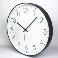 欧力晟 现代简约挂钟石英钟 14英寸
