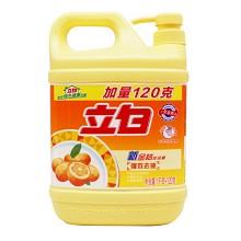 立白 1.12kg洗洁精 10瓶/箱 单瓶