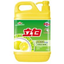 立白 1.5kg洗洁精 10瓶/箱 单瓶