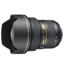 尼康(Nikon)AF-S 14-24mm f/2.8G ED 尼克尔 大三元广角变焦镜头 黑色