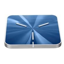 方舟(Fonzo)FCT-801B/W/BL 无线充电器 蓝色