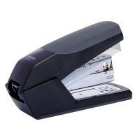 得力(deli)0368 省力型订书机 黑色 45*55mm