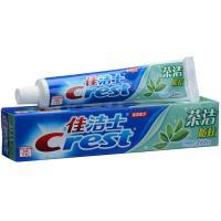 佳洁士(Crest)茶洁牙膏90g 天然茶叶精华 高效防蛀