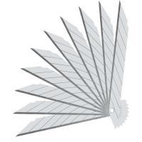 光达(GD)壁纸刀美工刀片 9mm 小号 10片/盒