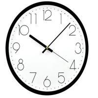 光达(GD)现代简约挂钟表 15英寸 白色