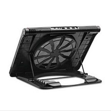 安尚(ACTTO)NBS-19 笔记本电脑台 黑色