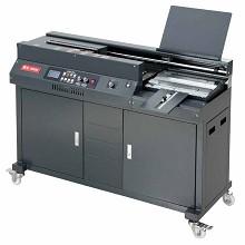 震旦(AURORA)AM50B-A3 全自动柜式胶装机 单台  黑色