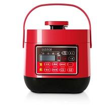 北欧欧慕(nathome)NDY10 电压力锅 多功能智能 单个 红色