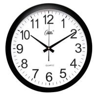 康巴丝(Compas)3128 15英寸现代简约挂钟钟表 颜色随机