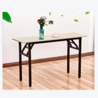 大康 深色单层加固桌 120 *40*75cm