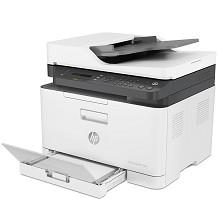 惠普(HP)Color Laser MFP 179fnw A4彩色激光多功能一体机 打印/复印/扫描/传真 支持有线/无线网络打印 18页/分钟 手动双面打印 适用耗材:W2080A/81A/82A/83A/W1132A 一年保修