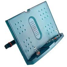 安尚(ACTTO)BST-09 桌面读书架 单个 绿色