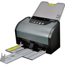 中晶(microtek)D330plus A4幅面高速文档扫描仪 自动进纸 黑色