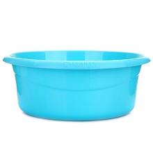 茶花(CHAHUA)03391K 时尚通用盆 塑料材质 39CM 单个装 颜色随机