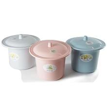 茶花(CHAHUA)2005-A 衛生痰盂 含蓋 單個裝 顏色隨機