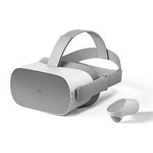 小米(MI)VR一体机 超级玩家版 64G 4K高清视频 3D智能眼镜 体感游戏 巨幕影院 白色/灰色