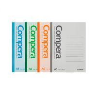 齐心(COMIX)CGA5607 Compera无线装订本 A5 60张 颜色随机