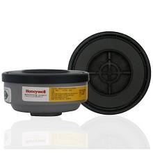 霍尼韦尔(Honeywell)  5500系列 防毒面具套装 防有机蒸汽 工业粉尘 喷漆 焊接 打磨 农药 防尘面罩 1套