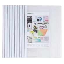 三木(SUNWOOD) Q310 A4抽杆文件夹6mm 白色 10个/包