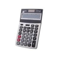 卡西欧(CASIO)AX-120ST 专业计算器 摇头机 灰色