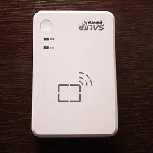 因纳伟盛(CDINVS)INVS100-U 台式居民身份证阅读机具 身份证读卡器 二三代身份证阅器