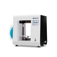 3D talk   T real MINI-L  3D打印机 高精度快速打印金属机身稳定创意模型 白色