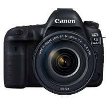 佳能(Canon)EOS 5D Mark IV 全画幅单反套机(EF 24-105mm f/4L IS II USM镜头)