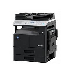 柯尼卡美能达(KONICA MINOLTA)B266 A3黑白激光复印机 标配有线网卡 加配双纸盒+工作台 一年质保