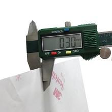 安赛瑞 25305 垃圾分类标志标识(可回收物)生活垃圾分类废纸塑包装 上海国家标准标语标签3M不干胶 180×270mm 一张 蓝色