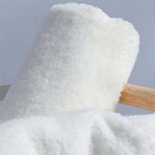 艾优(APIYOO)轻柔精梳棉毛巾 74*34cm 2条装/盒 单盒