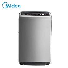 美的(Midea)MB70-1050M 波轮全自动洗衣机 智利灰