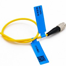 伟文(wewin)QS-02FBL 线缆标签(蓝色)