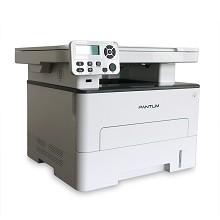 奔图(PANTUM)M6700D A4黑白幅面激光多功能一体机 打印/复印/扫描 支持有线网络打印 58页/分钟 支持自动双面打印 适用耗材:DL-411 一年保修